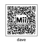 QR Code for Dave by ester