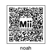 QR Code for Noah by ester