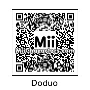 QR Code for Doduo by windkirby