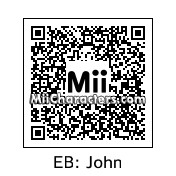 QR Code for John Egbert by Dakazo