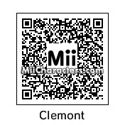 QR Code for Clemont by Thatwelshgirl
