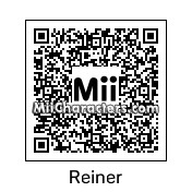 QR Code for Reiner Braun by empressu