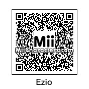 QR Code for Ezio Auditore by empressu