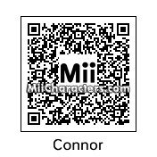 QR Code for Connor Kenway by empressu