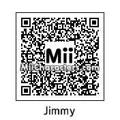 QR Code for Jimmy Fallon by SuperLeboy