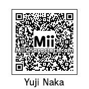 QR Code for Yuji Saka by J1N2G