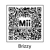 QR Code for Brizzy by Sir Refevas