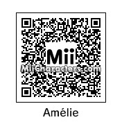 QR Code for Amelie Poulain by Sir Refevas