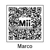 QR Code for Marco Antonio Regil by Ultra