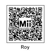 QR Code for Roy Trenneman by RoniH