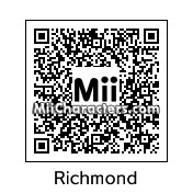 QR Code for Richmond by RoniH