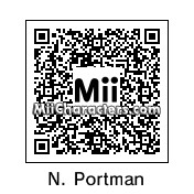 QR Code for Natalie Portman by celery