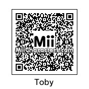 QR Code for Toby McDonough by Got2BSabrina