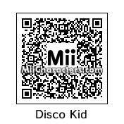 QR Code for Disco Kid by Rezu55