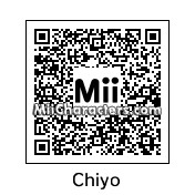 QR Code for Chiyo Mihama by RoniH