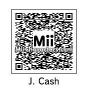 QR Code for Johnny Cash by Brumblescope