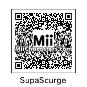 QR Code for Super Scourge by GodOfMii