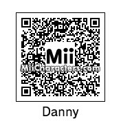 QR Code for Danny Baranowsky by J1N2G