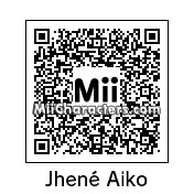 QR Code for Jhene Aiko by imreallyawesom