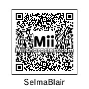 QR Code for Selma Blair by celery