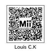 QR Code for Louis C.K. by fshnmnstr