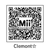 QR Code for Clemont by Matt51