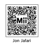QR Code for Jon Jafari by fshnmnstr