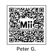 QR Code for Peter Griffin by rainer