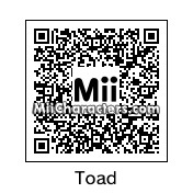 QR Code for Toad by B1LL