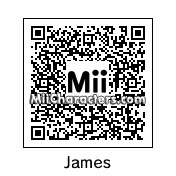 QR Code for James by SoopaKoopa