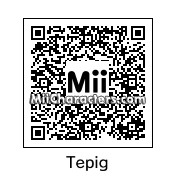 QR Code for Tepig by SoopaKoopa