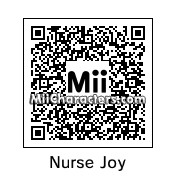 QR Code for Nurse Joy by SoopaKoopa