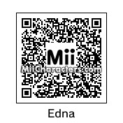 QR Code for Edna Edison by BJ Sturgeon