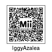 QR Code for Iggy Azalea by imreallyawesom