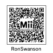 QR Code for Ron Swanson by XwingTech88