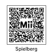 QR Code for Steven Spielberg by Olimar