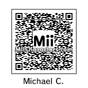 QR Code for Michael Caine by Ajay