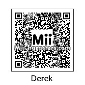 QR Code for Derek Jeter by 814jakes