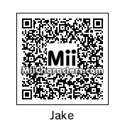QR Code for Jake by 814jakes