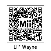 QR Code for Lil Wayne by ysoserious