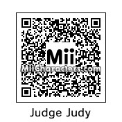 QR Code for Judge Judith Sheindlin by Matt51