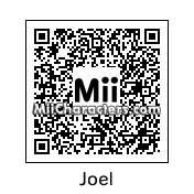 QR Code for Joel by Nickasaur