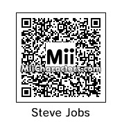 QR Code for Steve Jobs by vaadkins