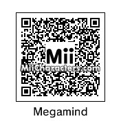 QR Code for Megamind by Racster