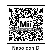 QR Code for Napoleon Dynamite by vaadkins