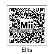 QR Code for Ellis by Brunosky Inc