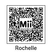QR Code for Rochelle by Brunosky Inc