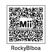 QR Code for Rocky Balboa by Abe Senpai