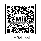 QR Code for James Belushi by Merl
