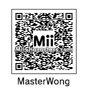 QR Code for Master Wong by Abe Senpai